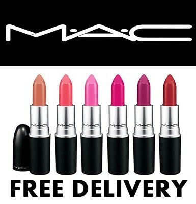 💄MAC LIPSTICK💄RUBY WOO, DIVA,  free UK DeLiVeRy. Love IT
