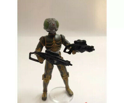 Star Wars Action Figure. 4-Lom. Power Of The Force. Kenner 1997