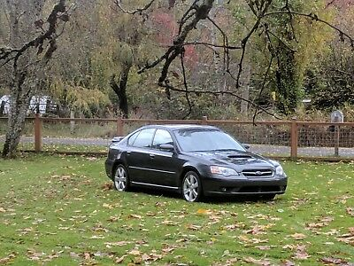 2007 Subaru Legacy GT Limited Fully Loaded, New Clutch, New Turbo, No Reserve!