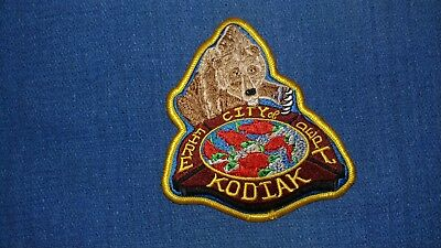 Kodiak Fire Patch