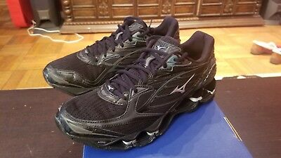 407f29e8f49a Mizuno Wave Prophecy 6 Nova Mens 8.5 US 410863.9073 Black Running Authentic