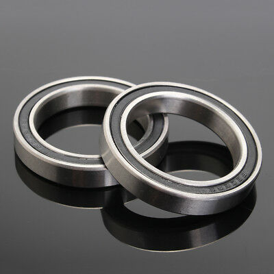 2Pcs 6806-2RS Ceramic Bearings for Cannondale Rotor BB30//PF30//BB 386//BB Right Bo