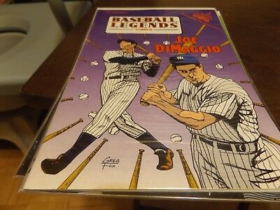 Sports Superstars Legends Celebrity Personality Sports Comic Lot Of 5-Lot  4