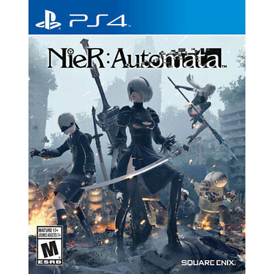 BRAND NEW Nier: Automata PS4 Neir (Sony PlayStation 4, 2017) FREE SHIPPING!!!