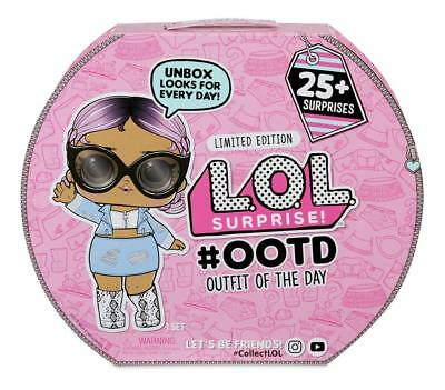 LOL Surprise Doll Outfit Of The Day GENUINE MGA product