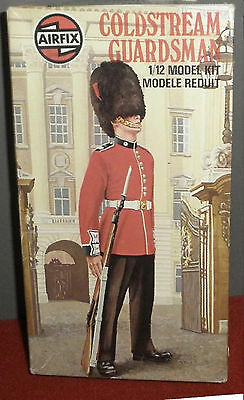 ORIGINAL 1/12 AIRFIX Coldstream Guardsman Wachsoldat GARDE Queen 1:12 OVP boxed