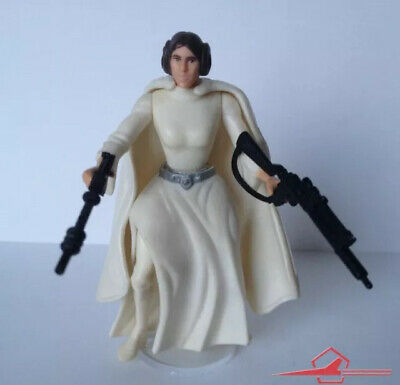 Star Wars Action Figure. Princess Leia Organa.the Power Of The Force.kenner 1997