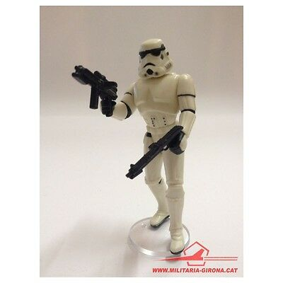 Star Wars Action Figure. The Power Of The Force. Stormtrooper. Kenner 1995
