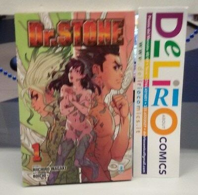 DR. STONE VARIANT COVER EDITION N.1 Ed.STAR COMICS SCONTO 10%