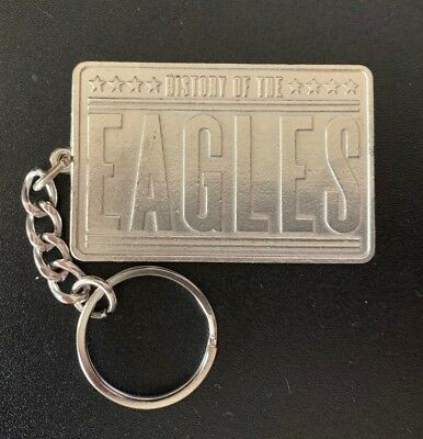 Brand NEW Eagles Keychain from VIP 2013 History of the Eagles Concert Tour