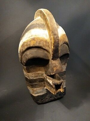 Antique Male Songye Mask - CONGO - Early 20th Century