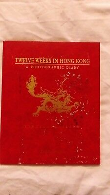 BRUCE LEE 12 Twelve Weeks in Hong Kong,  Enter the Dragon Signed BY JOHN SAXON