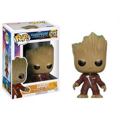 POP! Marvel - Guardians Of The Galaxy Vol.2 #212 Groot (Ravager)