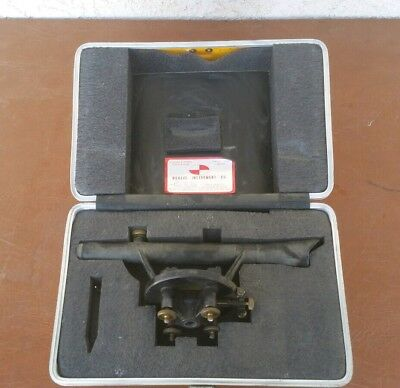 Berger  Instruments Model 190B With Storage Case ((