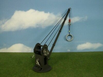 528 - 1 Gauge Rampenkran Crane Ideal for Goods Station for Loaded from Wagons