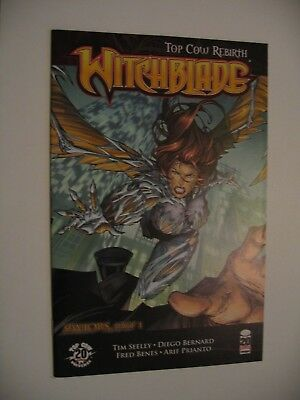 Witchblade #159 Top Cow Image  2012 FN+ P&P Discounts