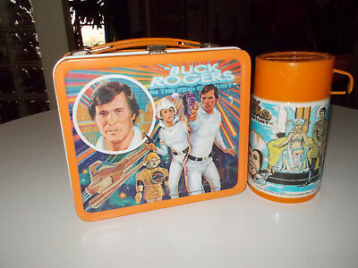 VINTAGE 1979 BUCK RODGERS 21st CENTURY LUNCH BOX - EXCELLENT