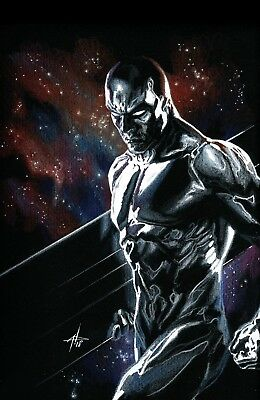 Silver Surfer Virgin & Classic Variant issue #1 / Gabriele Dell'Otto