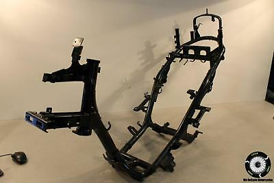 2013 Genuine Scooter Co. Buddy 170i FRAME CHASSIS MAIN BODY 170 I 13