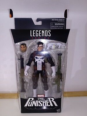 The Punisher Marvel Legends New in Box