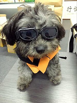 Dog Goggles - Small Dog Sunglasses Waterproof Windproof UV Protection For Dog...
