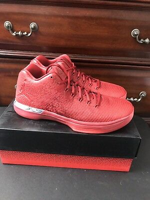 Red Basketball Nike Low 5 897564 Men 11 Jordan 601 Air Xxxi 9 5 31 wqZxRSAq