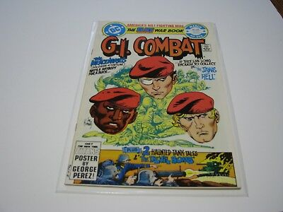 G.I. Combat 263 (DC Mar 1984) Mercenaries, Haunted Tank stories