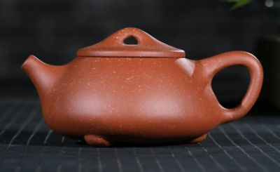 Authentic Yixing Dragon Blood Zisha Pure Handmade Teapot Collection