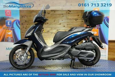 2012 62 Piaggio Beverly Beverly 350 4T 4V Ie Sport Touring