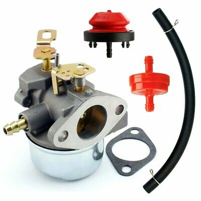 Generator Carburetor For TECUMSEH 640349 640052 640054 8hp 9hp 10hp Snowblower