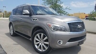 2012 Infiniti QX56 FULLY LOADED 2012 Infiniti QX56 SUV NAVIGATION DVD SYSTEM 360 CAMERA 3RD ROW GREAT BEST OFFER