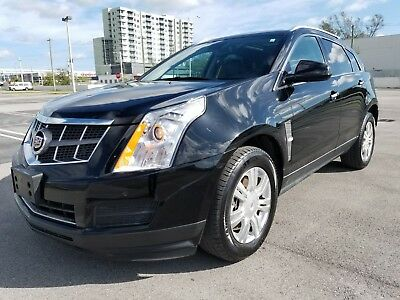 2012 Cadillac SRX LUXURY 2012 CADILLAC SRX LUXURY PANORAMIC ROOF LOW 28K MILES RUNS GREAT BEST OFFER