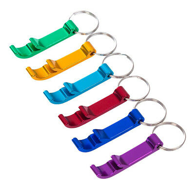 Newly Bottle Opener Key Ring Chain Keyring Keychain Metal Beer Bar Tool Claw