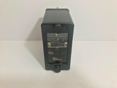 Guaranteed! Ge / General Electric Spontaneous Overcurrent Relay 12Pjv11A11