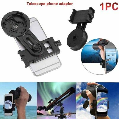 Universal Phone Mount Adapter Holder Kit for Telescope Monocular Spotting Scopes