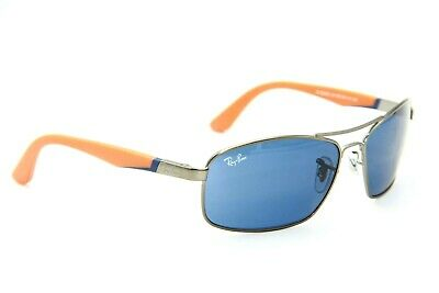 4629cd2db93 New Ray-Ban Junior Rj 9536S 241 80 Silver Sunglasses Authentic Frames 54-