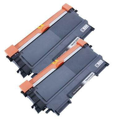2PK For Brother TN450 Black Toner Cartridge High Yield HL-2240/2270DW MFC-7360N