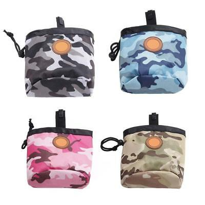 Portable Design Dog Training Treat Bag Pet Feed Storage Pouch Snack Reward