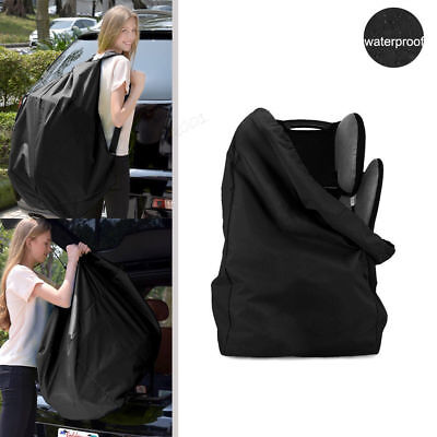 Waterproof Car Baby Kids Safety Seat Bag Cover Large Travel Storage Dust Bag AU