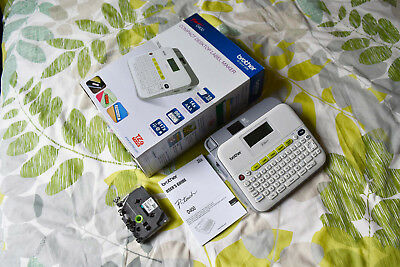 Brother P-Touch PT-D400 Label Maker (Used)