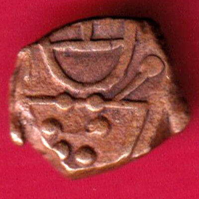 French India - Catch - Rare Coin #pw34