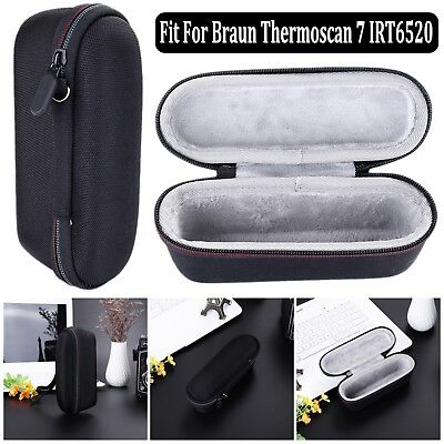 Ear Thermometer Case Carrying Storage Bag Pouch For Braun Thermoscan 7 IRT6520