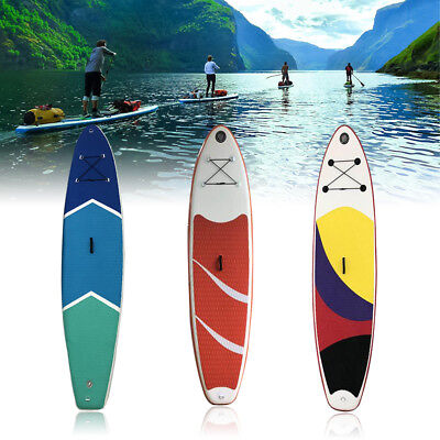 Air Inflatable SUP 10' stand up Pagaie Board avec Pure Pagaie