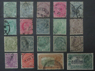 India Collection - 11 Pages - 170 + Stamps - High CV