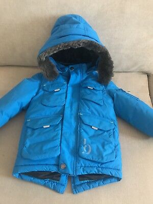 Boys Ted Baker Coat 18-24 Months
