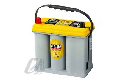 BATTERIA OPTIMA YELLOW TOP YT S-2.7 38Ah 460A 12V 237x129x227mm YTS2.7 POLI NORM