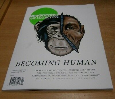 New Scientist magazine The Collection: Becoming Human 2nd Ed; Species Evolution