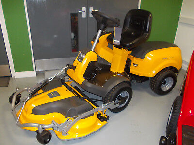 Stiga Park 520P Mulching Ride-On-Mower 100cm Deck Power Steering Hydro Drive