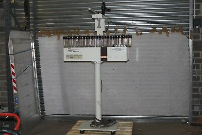 Jeol Stac Man NMR Auto Sample Changer Lab Equipment Autosampler