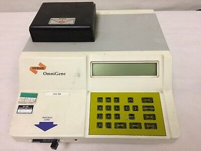 Hybaid Omni Gene TR3 CM220 - laboratory DNA biology equipment